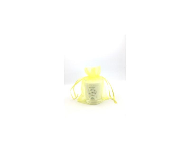 Bougie parfumée naturelle gentiane