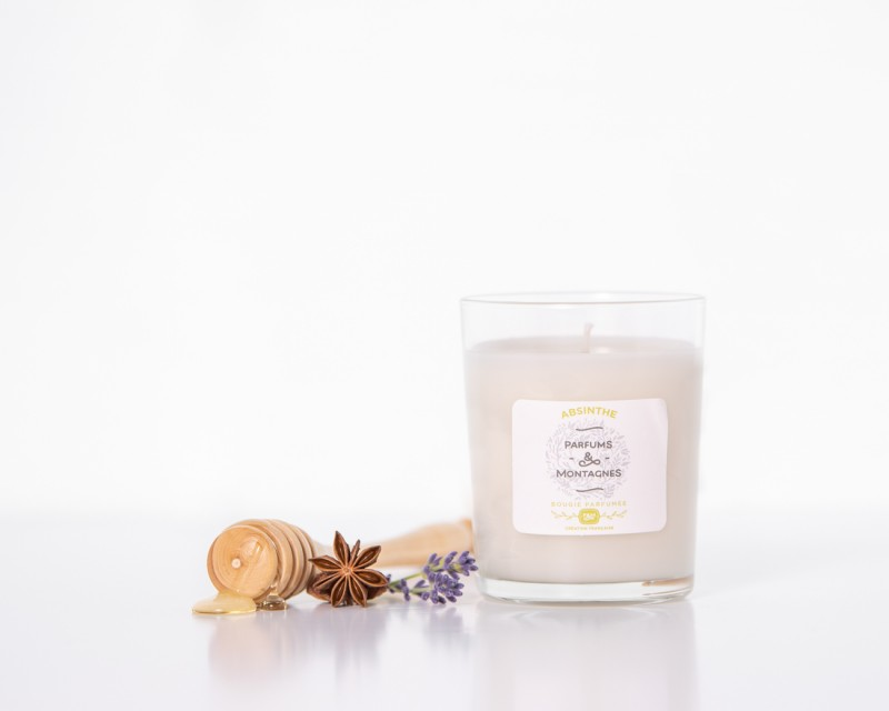 Bougie parfumée Absinthe