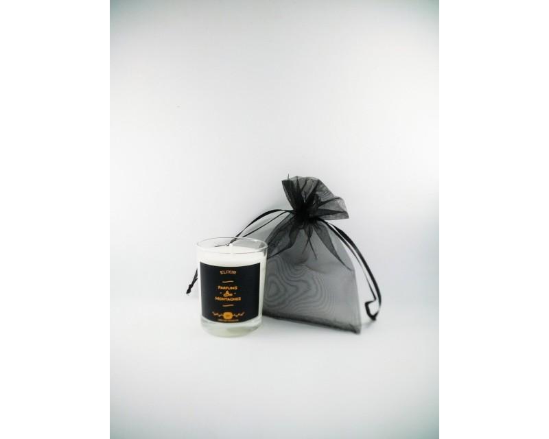 Bougie parfumée naturelle Élixir