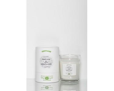 Bougie parfumée Gentiane